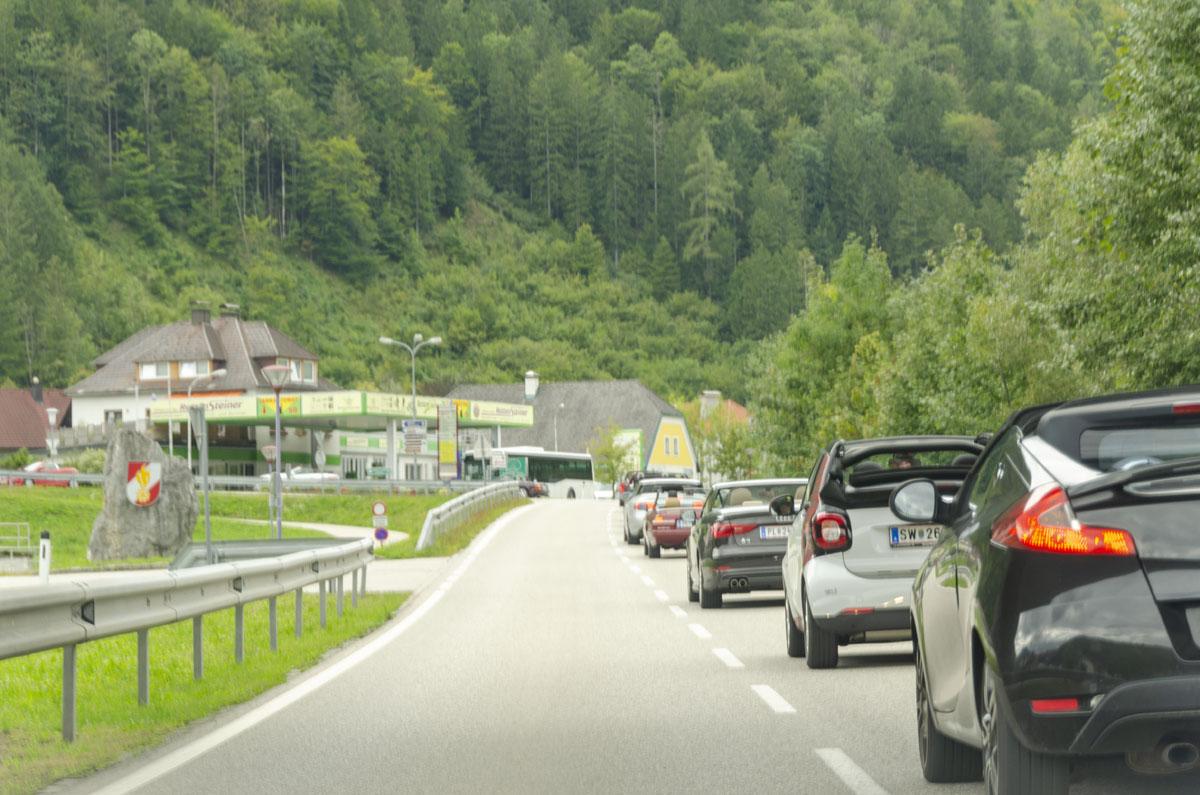 AutumnSpirit 2021: Herbstausfahrt der Roadsterfreunde Austria